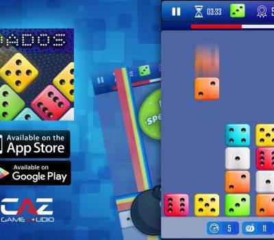 DADOS – CAZ GAME STUDIO