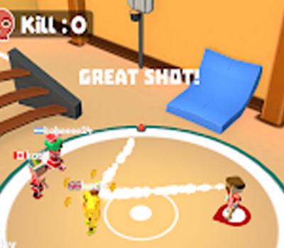 DODGEBALL.IO – QUOK GAMES