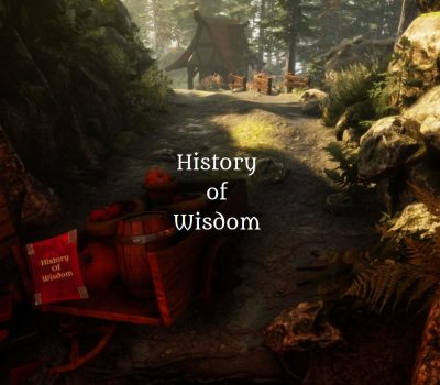 HISTORY OF WISDOM – STORY AGE