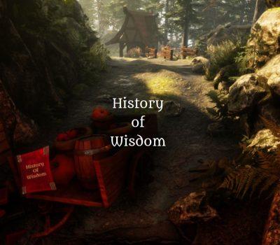 HISTORY OF WISDOM – STORY AGE